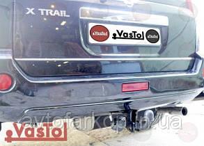 Фаркоп Nissan X-Trail (T30)(2001-2007)(Фаркоп Ніссан Х-Треил Т30)VasTol