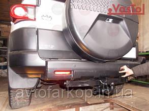 Фаркоп Toyota FJ Cruiser (2006-2014)(Фаркоп Тойота ФДжи Круізер)VasTol