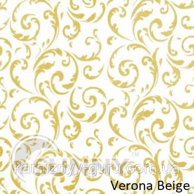 Рулонные шторы для окон в открытой системе Sunny, ткань Verona
