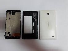 Nokia rm980 Nokia x dual sim корпус б.у. Кришка, станина, передня панель