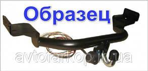 Фаркоп Kia Soul II + EV (2013-)(Кіа Соул) Полігон-Авто