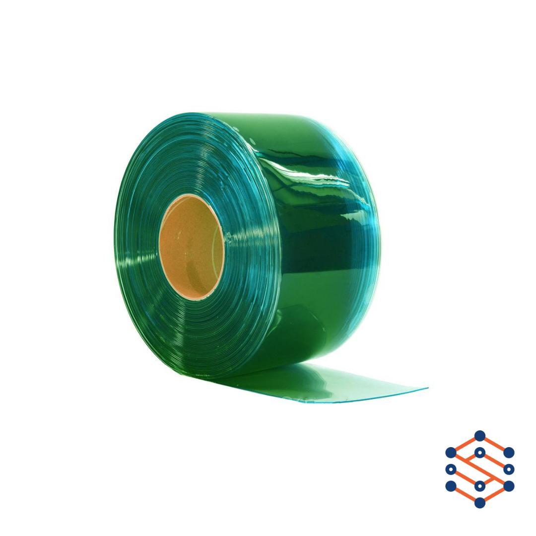 Рулон пвх ленты для термоштор 300х3 мм хладостойкий
