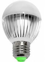 Лампа светодиодная тип шар, 6Вт, 4200К, Е27, E.Next