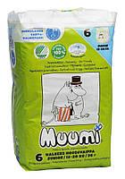 Эко-подгузники-трусики Muumi WalkerJunior 5 (12-20 кг), 36 шт. мууми мумми финские