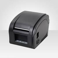 Чековый принтер 80мм, принтер этикеток, термопринтер Xprinter XP-360B 80мм