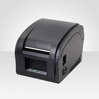 Принтер этикеток 80мм, принтер чеков, термопринтер Xprinter XP-360B 80мм