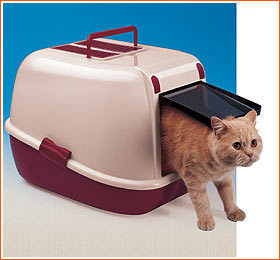 Туалеты для кошек