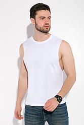 Майка мужская  516F091 (Белый)
