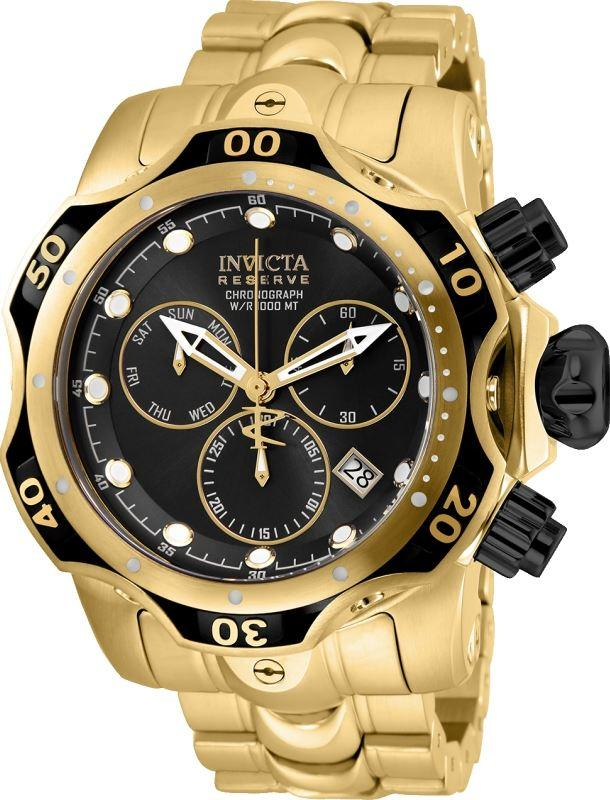 Наручные часы Invicta Venom Black Forest Gen III Swiss 25979