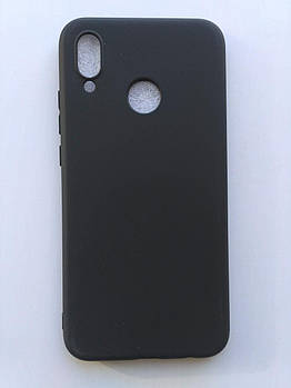 Силиконовый чехол Huawei P20 Lite / Huawei Nova 3e матовый