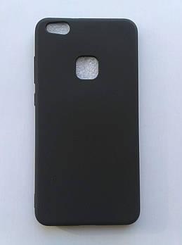Силиконовый чехол Huawei P10 Lite матовый