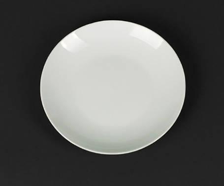 Тарелка подставная фарфоровая Helios Extra white 230 мм (HR-A7004), фото 2