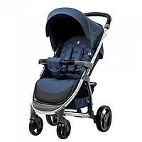 Коляска Carrello Vista CRL-8505 Denim Blue