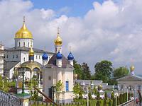 Москва, Сергиев Посад, Серпухов. Паломничество, паломническая поездка из Днепра