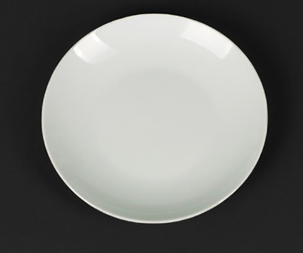 Блюдо круглое большое Helios Extra white 305 мм (HR-A7006)