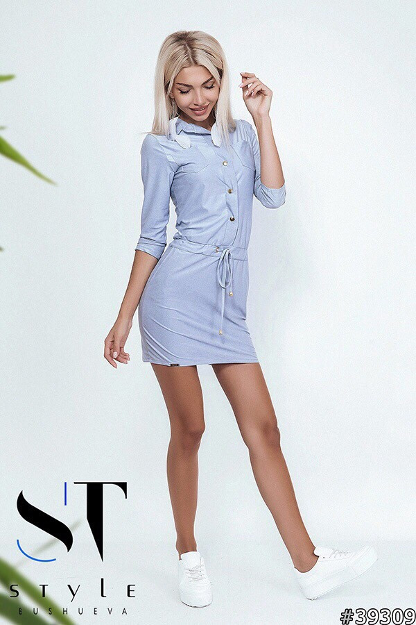 Женское модное платье  АП144