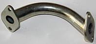 Патрубок карбюратора Дельта алюминий