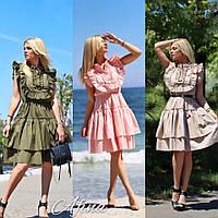 Женское модное платье  АП143