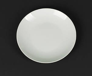 Тарелка подставная фарфоровая Helios Extra white 230 мм (A7004), фото 2