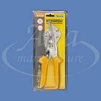 Ножницы с транспортиром для резки пластикового профиля MasterTool