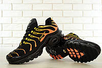 Кроссовки мужские Nike Air Max TN black-orange