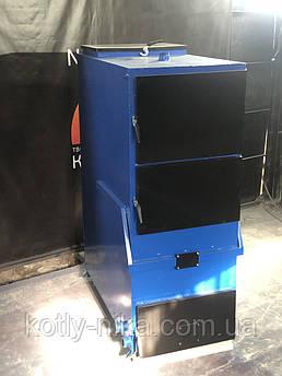 Твердотопливный котел длительного горения 100 кВт