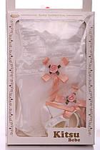 Набор в коробке с платьем Роза
