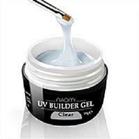 Конструирующий гель Naomi - UV Builder Gel Clear 28 гр (прозрачный)