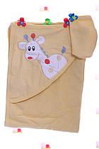 Полотенце с жирафом 80*100 см
