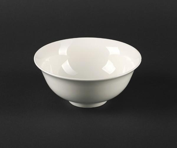 Тарелка для супа из морепродуктов 500 мл Helios Extra white (A7020)