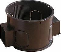 Коробка установочная кирпич/бетон, блочная без шурупа(уп. 100 шт.)