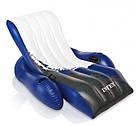 Кресло-шезлонг надувное пляжное Intex 58868 (180х135 см), фото 2