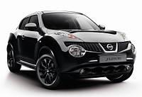 HIC Дефлектор окна Nissan Juke 2010 -> С Хром Молдингом