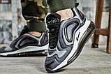 Кроссовки мужские Nike Air 720, серые (15385) размеры в наличии ► [  41 42 43 44 45  ], фото 4