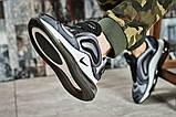 Кроссовки мужские Nike Air 720, серые (15385) размеры в наличии ► [  41 42 43 44 45  ], фото 5