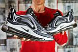 Кроссовки мужские Nike Air 720, серые (15385) размеры в наличии ► [  41 42 43 44 45  ], фото 6