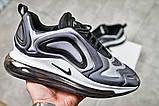 Кроссовки мужские Nike Air 720, серые (15385) размеры в наличии ► [  41 42 43 44 45  ], фото 7