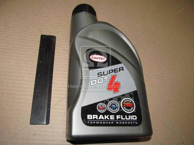 Тормозная жидкость Sintec Super DOT4 (910г) IVECO , фото 2