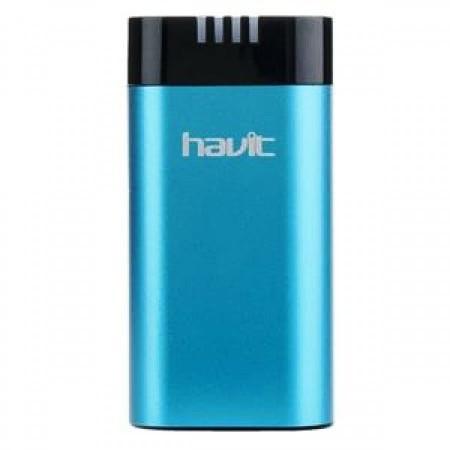 Портативное зарядное устройство Havit HV-PB830, 4400 mAh Blue