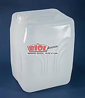 Канистра 10л пластиковая пищевая с крышкой Консенсус