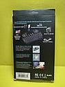 Беспроводная русская клавиатура с тачпадом UKC i8 (Green) 2.4G LED подсветка, фото 3