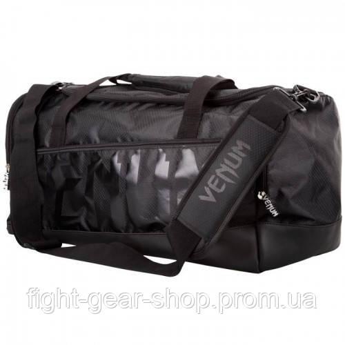5452ea5005b8 Оригинальная Сумка Venum Sparring Sports Bag - Black - Одежда и экипировка  для единоборств в Украине