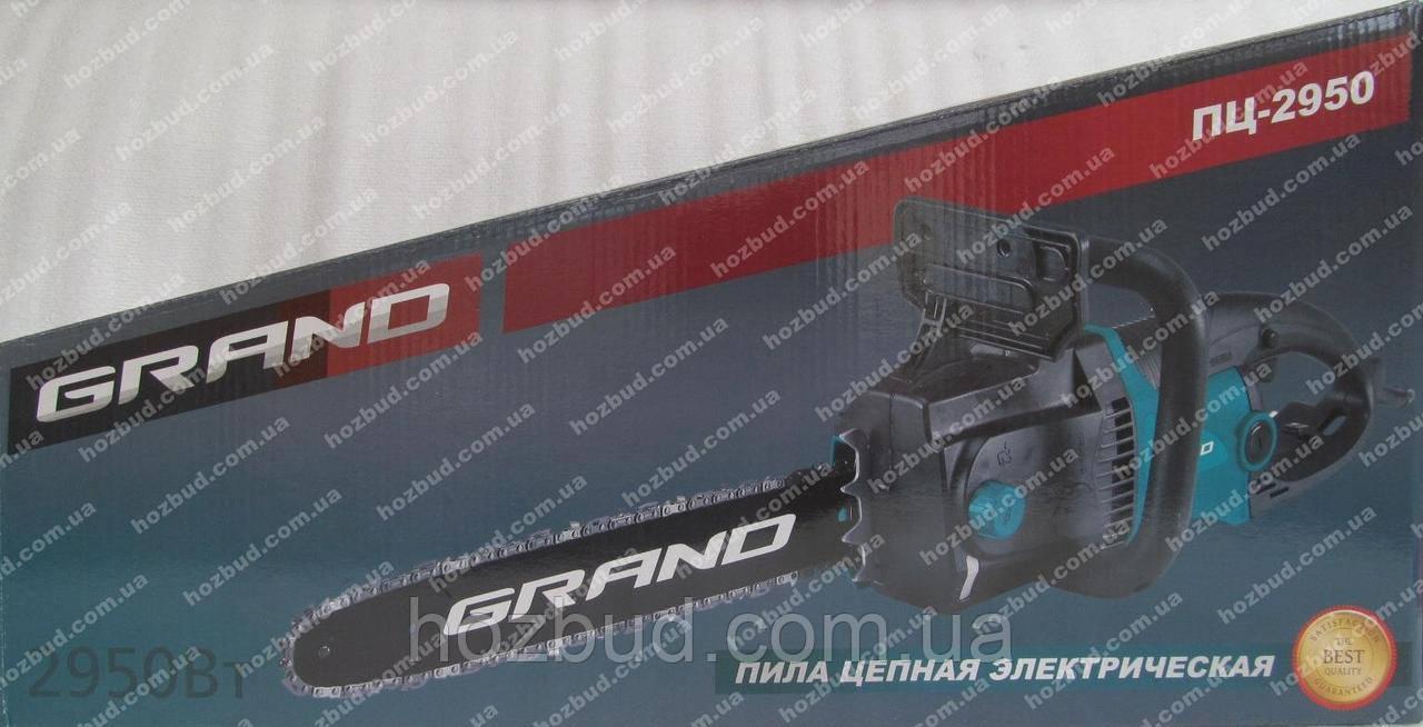 Электропила Grand ПЦ-2950