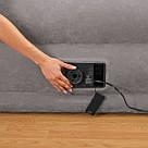 Надувна двоспальне ліжко Intex 64414 Comfort Plush 203х152х46см, фото 5