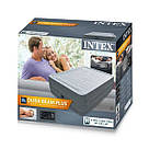Надувная двуспальная кровать Intex 64414 Comfort Plush 203x152x46см, фото 6