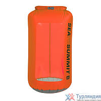 Гермочехол Sea To Summit Ultra-Sil View Dry Sack 4L Оранжевый