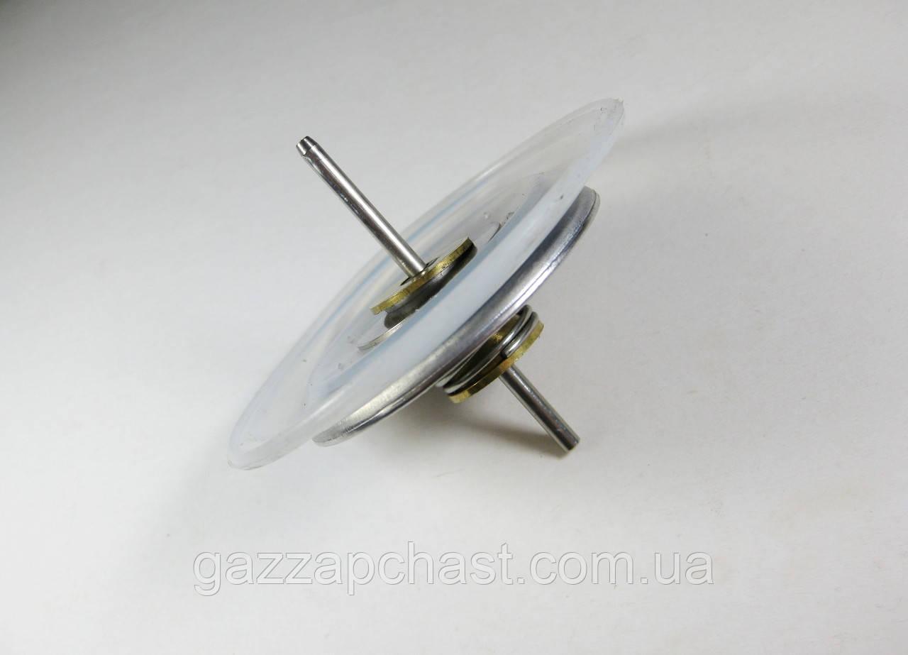 Мембрана трехходового клапана Sime Format Zip, силиконовая, в сборе со штоком (6153101)