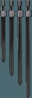 Телескопическая подставка под сигнализатор Black Power Bankstick, 38-71cm