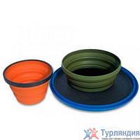 Набор посуды Sea To Summit X-Series 3 pc set x-Bowl + x-Mug + x-Plate