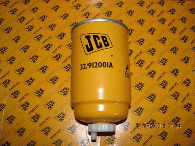 32/912001 топливный фильтр JCB